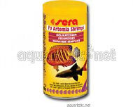 Sera FD Artemia Shrimps 250 ml