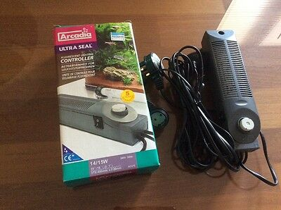 Arcadia ultra seal fluorescent lighting contoller suitable for fish tanks 14/15w