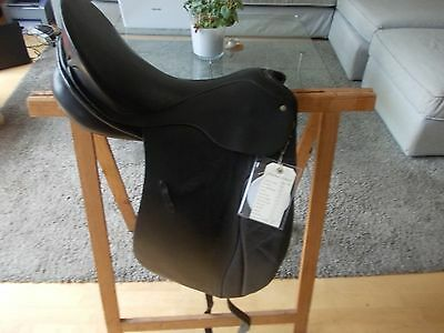 PASSIER Dressur Sattel Grand Gilbert 17,5 MW KW 26,5 33 selle saddle dressage