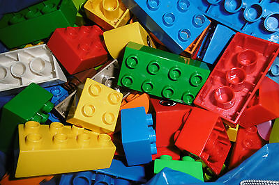 Lego Duplo  1kg basic bricks