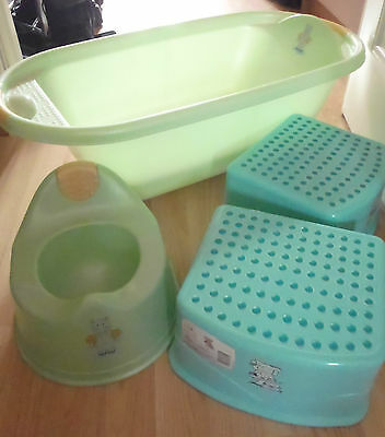 Baby bath bundle - collection only.