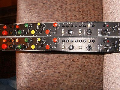 Ward Beck Systems M460 B Mic Preamp+EQ channel (option for PAIR) Neve API -RARE!