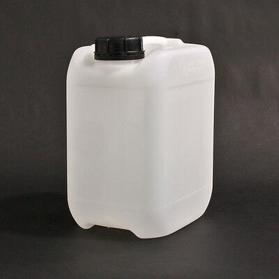 Carboy, 5 Liter Volume (1.3 Gallon), HDPE