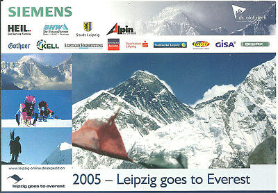 Mount Everest Expedition 2005