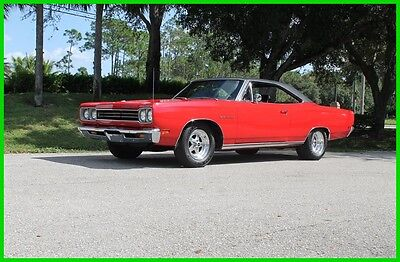 1969 Plymouth Satellite Sport 1969 Used Automatic RWD Coupe Plymouth Sport Satellite 383  MOPAR