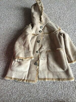 monsoon girls coat 2-3