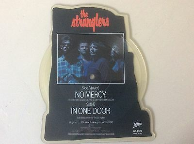 The Stranglers Picture Disc .no Mercy