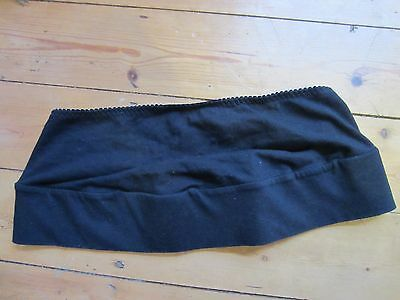 Bump support band Mothercare size Large