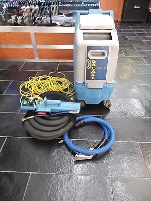 Edic 2000CX-HR 500psi Carpet Extractor w/ External Heater System 600HR