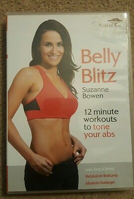 12 minute belly blitz