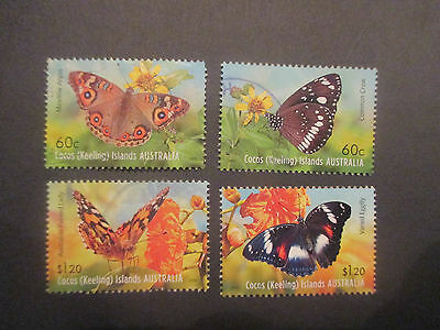 No -76--2012  Butter-Fly's     --F/s -Great  Stamps  4   Used