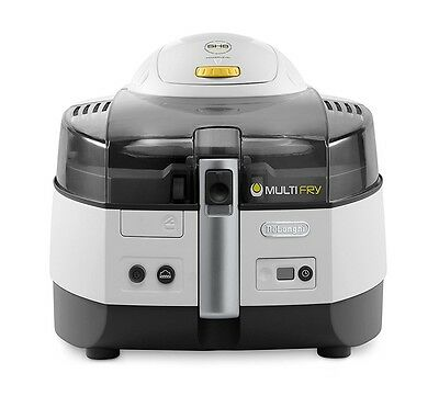 Delonghi Multifry Extra Fh1363 Low Oil Health Fryer And Multicooker Brand New