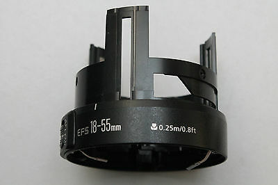 CANON EFS 18-55MM IS LENS BOTTOM CASING  (other parts available-please ask)