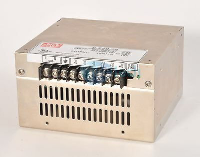 Mean Well S-250-24 100-120,200-240VAC to 24VDC 10A Power Supply