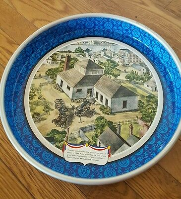 Pabst Brewing Co. P-1776 Limited Edition Bicentennial 1976 Serving Tray. MINT