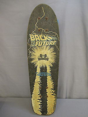 Back To The Future SKATEBOARD Valterra Vintage 1985 Movie