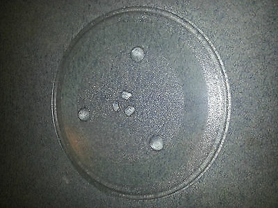 "340mm Glass Microwave Plate Turntable marked ""H34"" from a Panasonic"