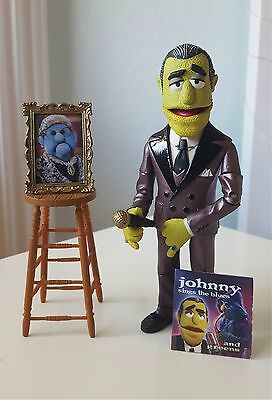 MUPPETS Jim Henson Palisades - Tonight - Johnny Fiama Show - MUPPET SHOW Loose