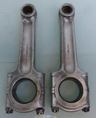 Bsa Motorcycle Engine Connecting Rod Set  A7 A10 Golden Flash Ss Road Rocket