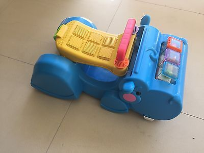 Toddler Toys Fisher Price Hippo Convert To Walker