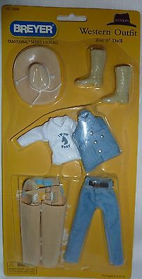 Breyer Western Outfit Set for Traditional Size Model Horses