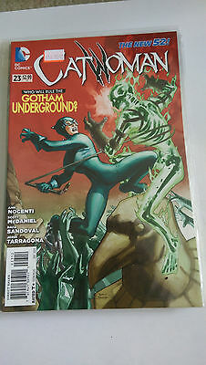 Catwoman #23 (2013) Dc 52 Gotham 1St Appearance Of Joker's Daughter! 2Nd Variant