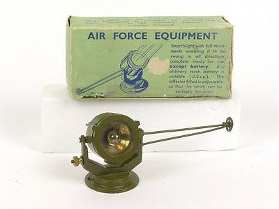 WBritain William Britain 1640 Air Force Equipment Searchlight Lighted
