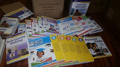 NIB Your Baby Can Read LANGUAGE PACK FRENCH DELUXE KIT