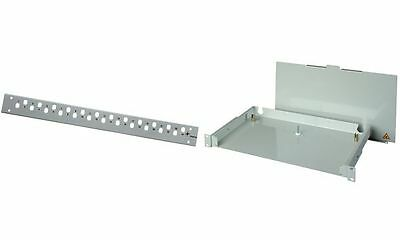 "Telegärtner 19"" LWL Patch Panel Basis V, unbestückt, 1 HE"