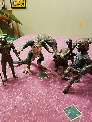Ray Harryhausen Classic Movie Creatures Lot! Low Start Price! Merry Christmas!