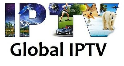 Live Global IPTV Channels server provider for Android, MAG250, MAG254 - 1 month