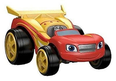 Fisher-Price Nickelodeon Blaze and the Monster Machines Race Car, Blaze