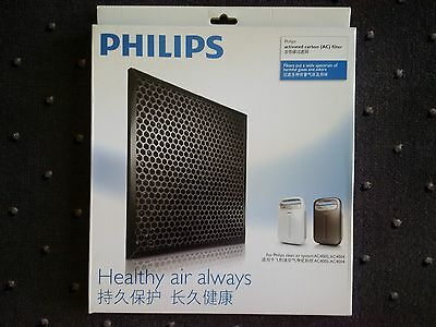NEW Philips AC4123 Active Carbon Filter for Philips AC4004 Bedroom Air Purifier