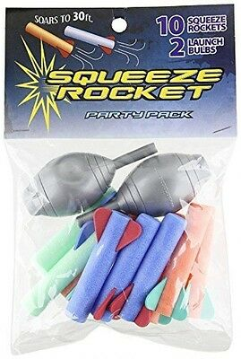 The Original Stomp Rocket: Squeeze Plane Party Pack (20556)