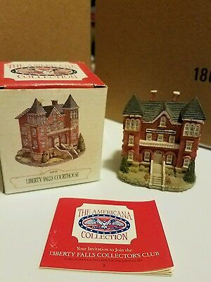 Americana Collection Liberty Falls - Courthouse AH39 miniature building