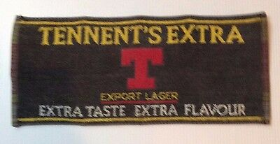 Tennent's Extra - Bar Towel !!