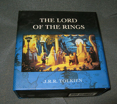 The Lord of the Rings BBC Dramatization Audio 13 CDs Audiobook