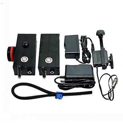 Mini 200M Single Channel Wireless Follow Focus Gimbal Controller Limit