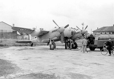 Photo 10x8 DH  MOSQUITO [01]