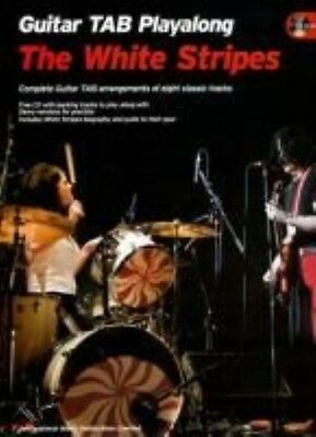 The White Stripes Guitar Anthology by Paperback Book (English)
