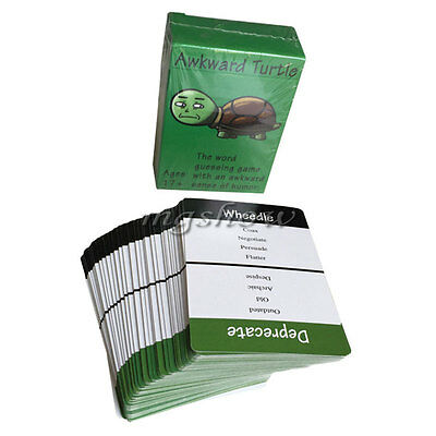 Awkward Turtle - The Adult Party Word Game With Packing Free Shipping Hot