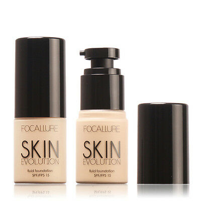 8 Color Waterproof Face Cover Concealer Foundation Cream Long Lasting Cosmetics