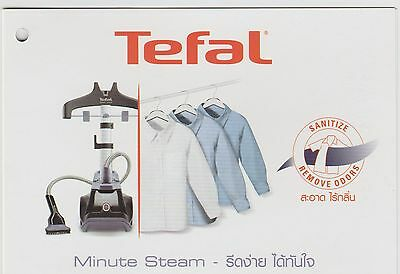 tefal minute steam  IS6200   new  unwanted gift