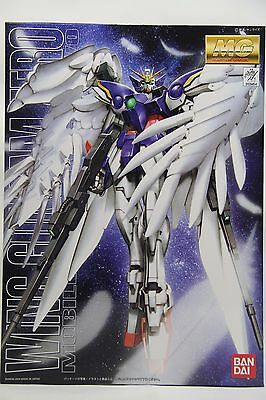 Bandai MG 1/100 Wing Gundam Zero Custom Model