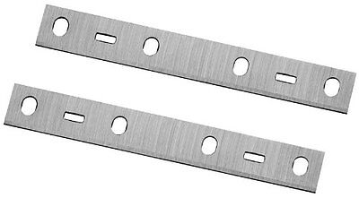 POWERTEC 148010 6-Inch HSS Jointer Knives for Delta 37-070, JT160, Set of 2