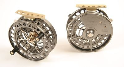 J W Youngs Y2084SL Superlight Centerpin Reel, River Fishing, Trotting *FREE P&P*