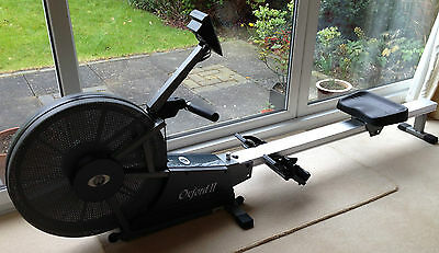Horizon Oxford II (CS) Air Rowing Machine rower **Delivery available**