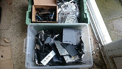 100+ LAPTOP HDD (hard drive) caddies/covers, RAM covers, SPARES - SHOP CLOSING