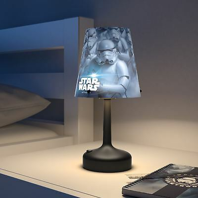 Star Wars Stormtroopers Portable Table Lamp - Kids Bedroom - Official Free P+P