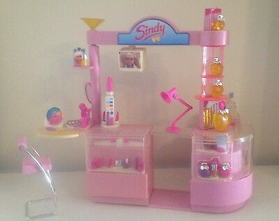 Sindy Make Up Counter, 1992/1993, With Accessories, Vintage & Rare